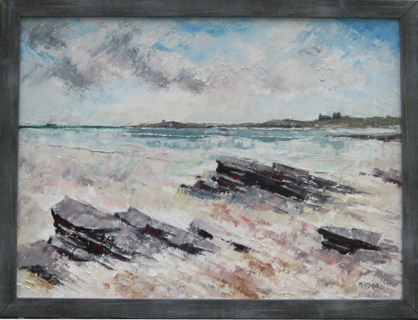 'Scuthvie Bay to the Start Island'