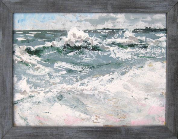 'East End of Scuthvie Beach'