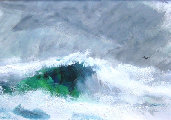 'Last of the Winter Waves'